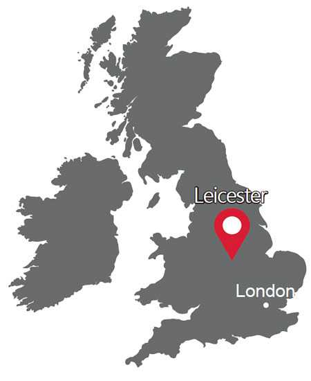 Leicester_Map